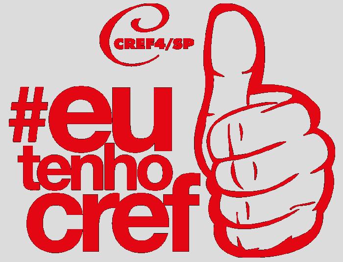 Arte para download e participar da campanha #eutenhocref